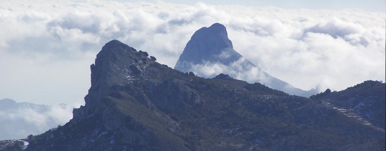 montañas de Alicante