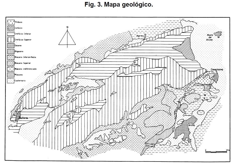 GeologíaMariola