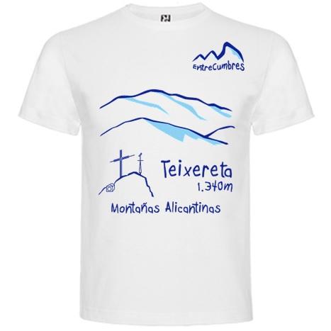 camisetas montaña Teixereta