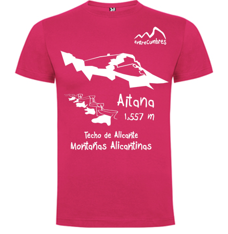 camiseta Aitana