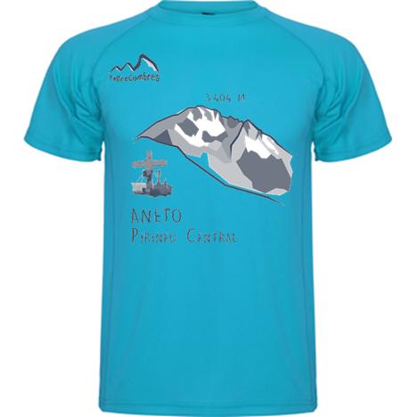 camiseta Aneto