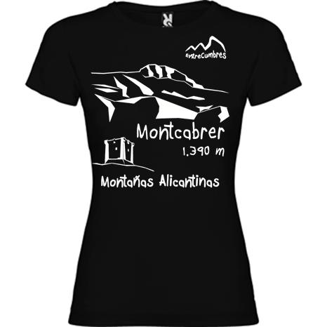 camiseta Montcabrer
