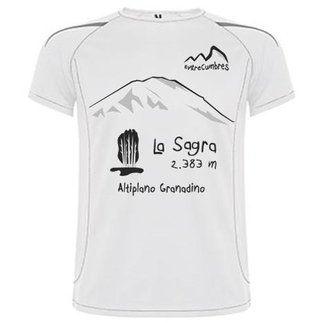 camiseta La Sagra