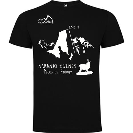 camiseta Naranjo Bulnes